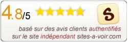 Avis clients sur lettresadhesives.net