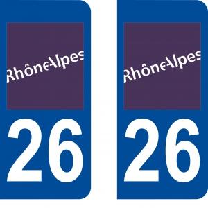 Achat de Logo autocollant 26