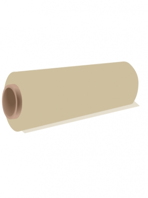 Vinyle adhésif couleur beige brillant