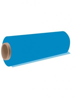 Vinyle adhésif couleur bleu clair brillant