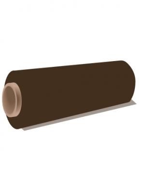 Vinyle adhésif couleur marron brillant - image 0