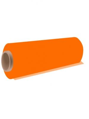 Vinyle adhésif couleur orange brillant