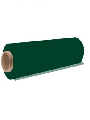 Vinyle adhésif couleur vert foncé brillant