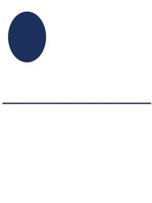 liseret bleu foncé