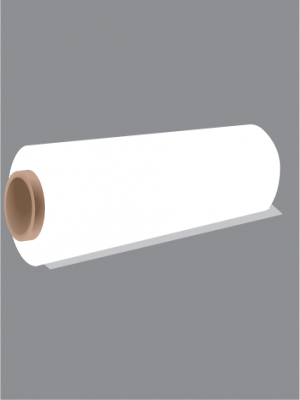 Film adhésif couleur blanc mat