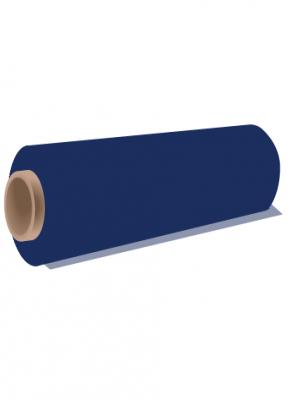 Film adhésif couleur bleu foncé mat