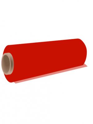 Film adhésif couleur rouge mat
