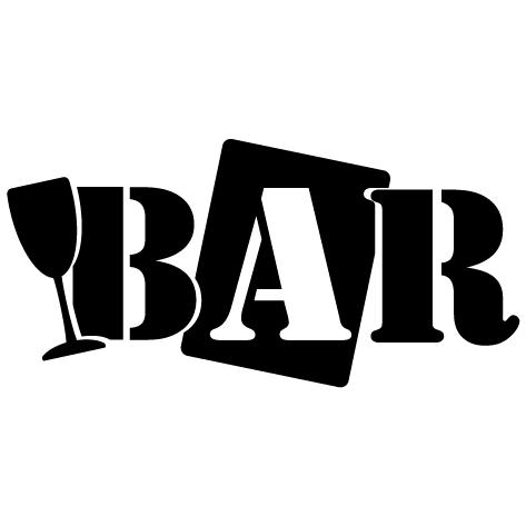 Achat Sticker Bar