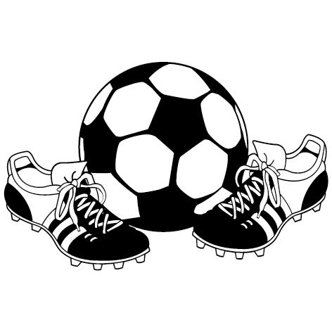 Sticker chaussures de foot : SF02