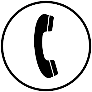 Logo de téléphone