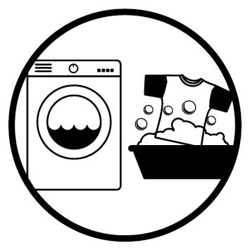 Logo linge de ménage  NET14