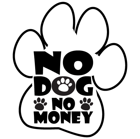 NO Dog No Money : 3