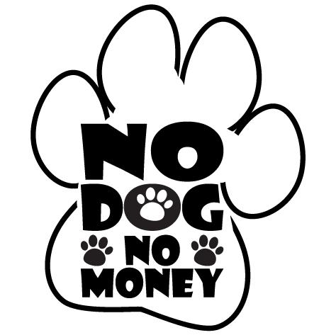 NO Dog No Money : 3