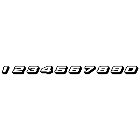 Numéros de course : SNC10