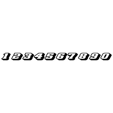 Numéros de course : SNC12