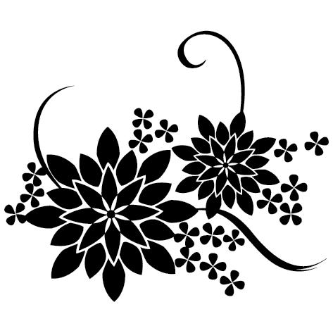 Sticker Ornement : ORN013