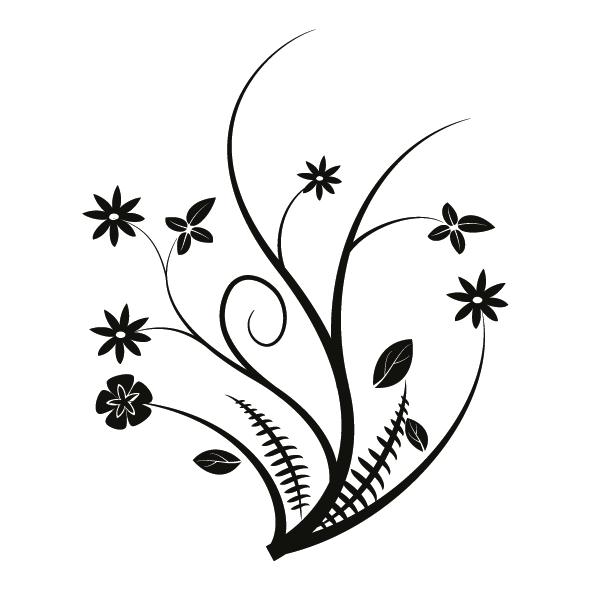 Sticker Ornement : ORN002