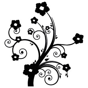 Achat Sticker Ornement : ORN003