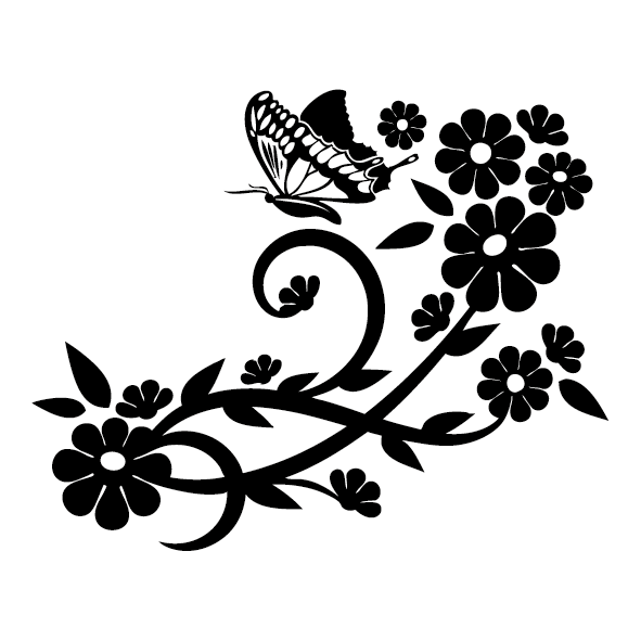 Sticker Ornement : ORN012