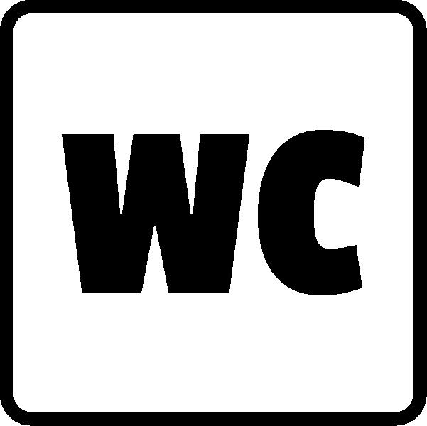 Achat Pictogramme adhésif WC