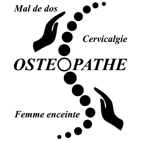 Sticker ostéopathe : 3