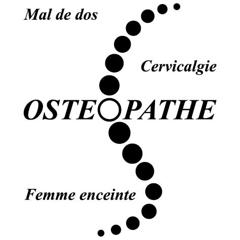 Sticker ostéopathe : 1