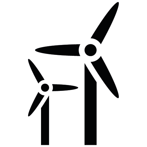 Sticker éoliennes : 1