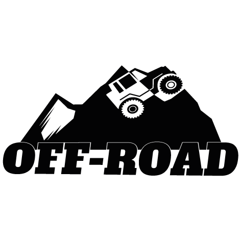 Sticker 4×4 Off Road - 004
