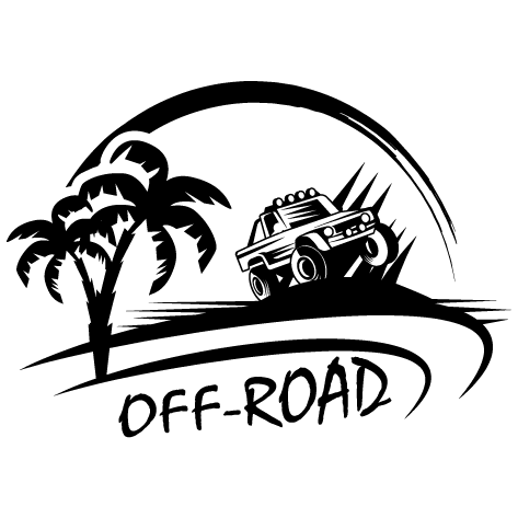 Achat Sticker 4x4 Off Road D: 005