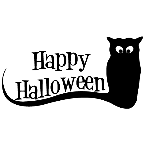 Sticker Happy Halloween