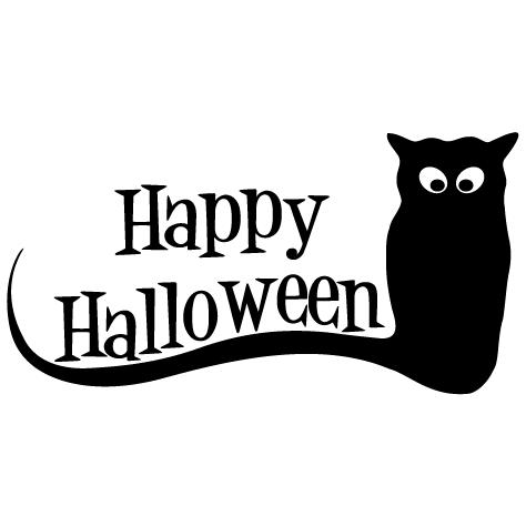 Achat Sticker Happy Halloween