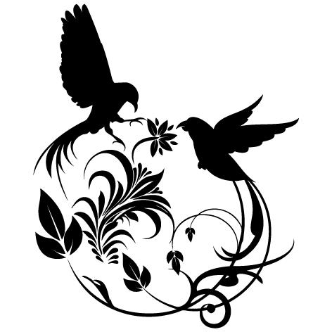 Sticker Ornement : ORN019