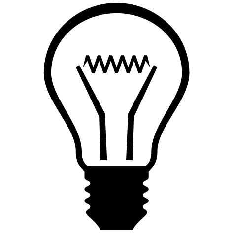 Achat Sticker ampoule : SA03