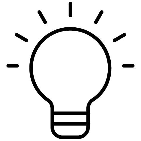 Achat Sticker ampoule : SA04