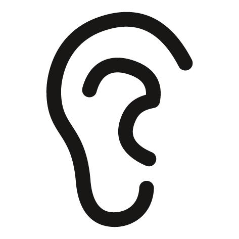 Sticker audioprothésiste : SA02