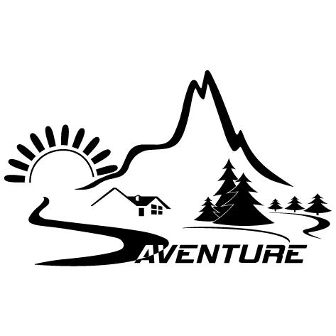 Achat Sticker Aventure- (Droite) : SCC32