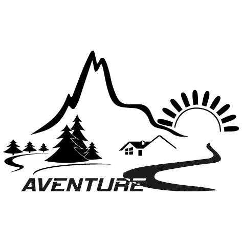 Achat Sticker Aventure gauche : SCC32