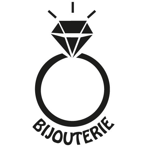Sticker bague diamant