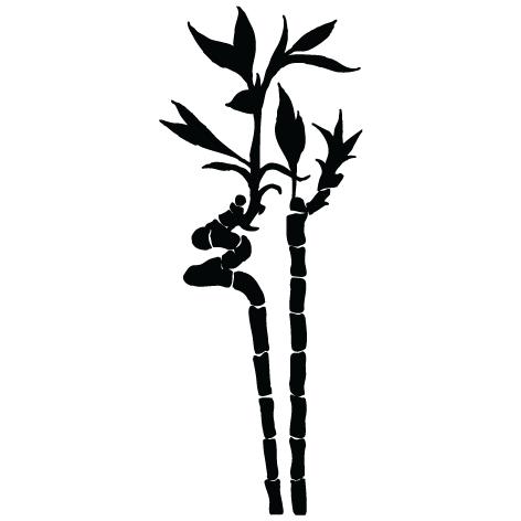 Achat Sticker bambou