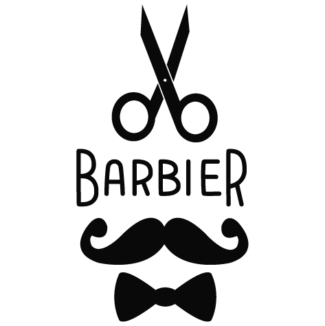 Sticker barbier : 08