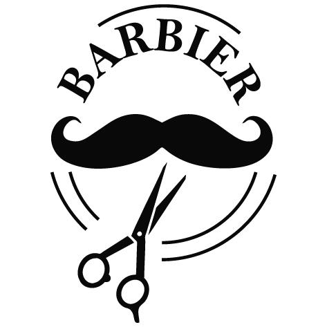 Achat Sticker barbier : 10