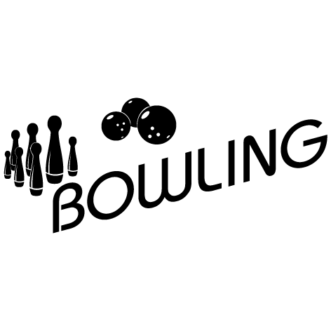 Achat Sticker bowling : 023