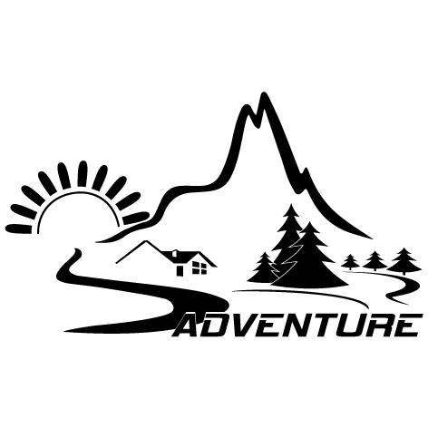 Achat Sticker camping car - (Droite) : SCC31