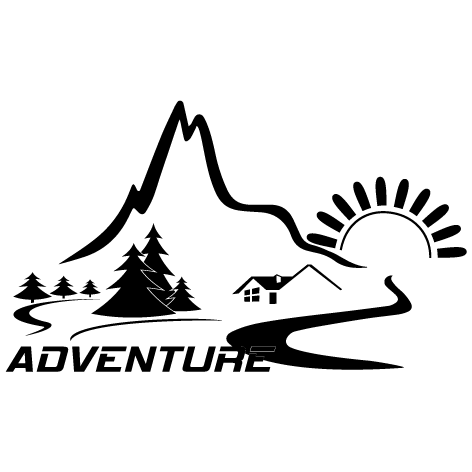 Achat  Sticker camping car - (Gauche) : SCC32