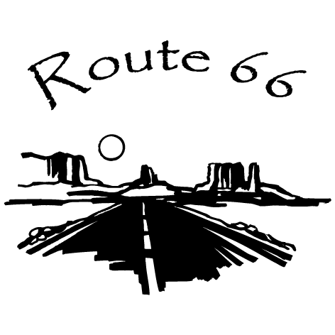 Achat Sticker camping route 66 : SCC37