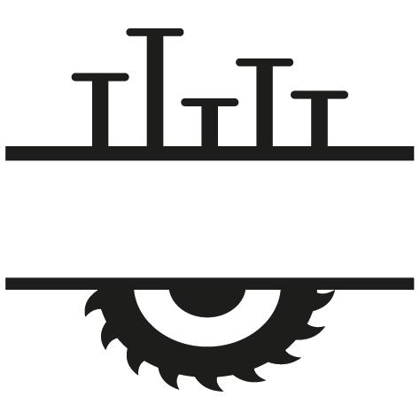 Sticker charpentier : 02