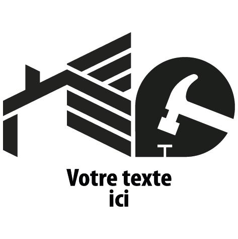 Sticker charpentier : 05