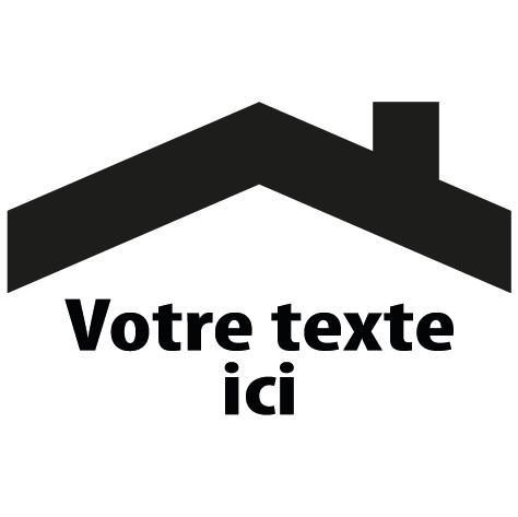 Sticker toit