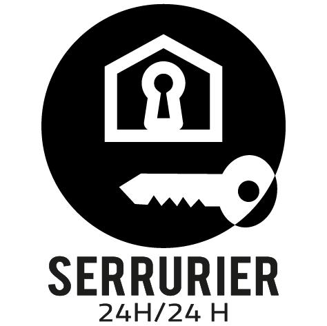 Sticker clef de serrure : STC10