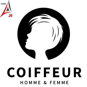 Stickers Salon De Coiffure F Ultra Resistant A Petits Prix